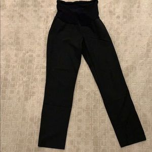 A Pea In The Pod straight leg work pant